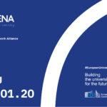 ATHENA European University OPEN Day