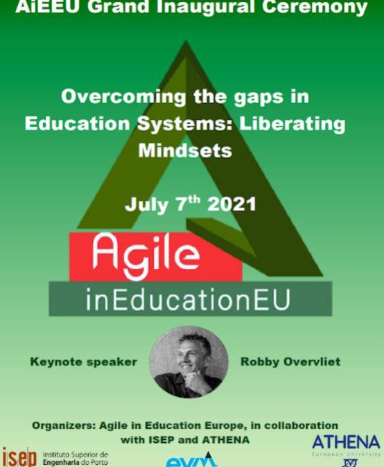ATHENA establishes the Agile Education in Europe