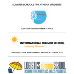 Summer Schools for ATHENA students
